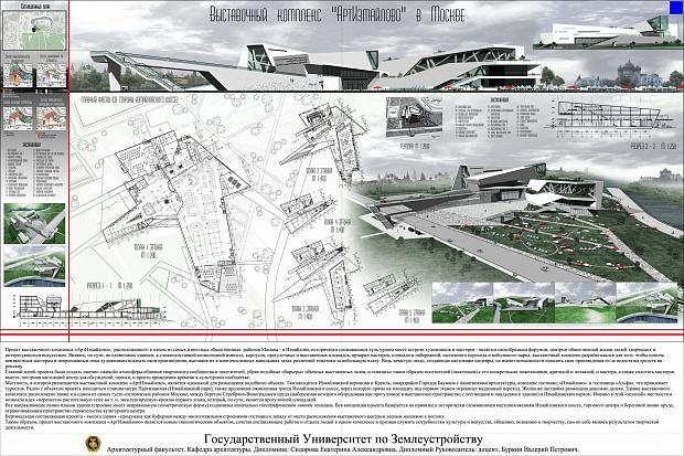 Общественные здания Дипломные проекты